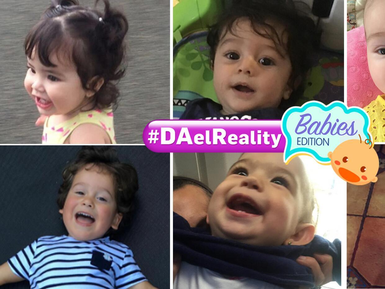 #DAElReality Babies promo