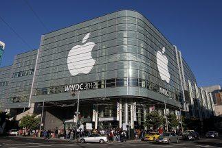 Apple alcanzó una capitalización bursátil de $623,140 millones.