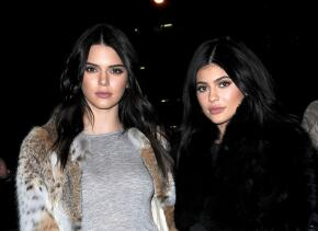 Kendall y Kylie Jenner en Nueva York