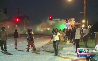 Cuarta noche de protestas en Missouri