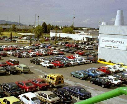 Plagio en Chrysler MéxicoEliot Margolis Freedman, director de la Chrysle...