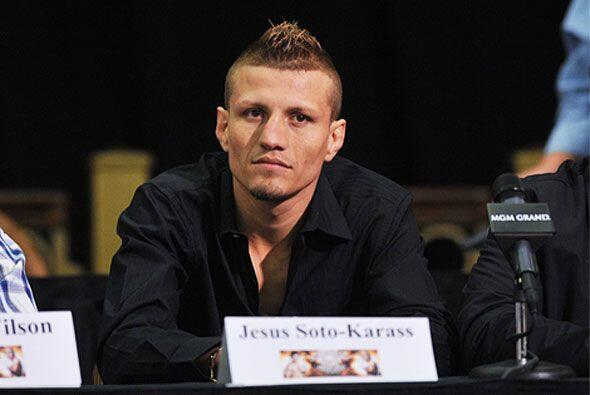 Soto Karass prometió que su duelo ante Gómez robará la atención al enfre...