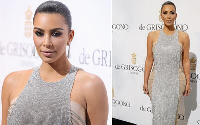 ¿Kim Kardashian acertó o falló en la alfombra roja de la semana?