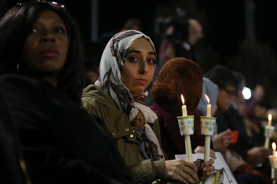 Las víctimas hispanas de tiroteo en California  vigilia9.jpg
