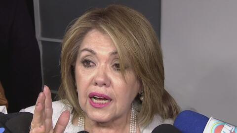 Silvia Urquidi estalló y sin pelos en la lengua arremete nuevamente en c...