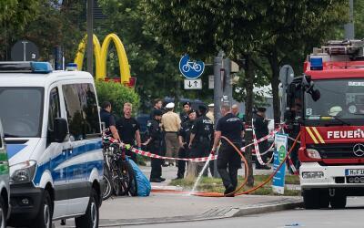 El ataque se produjoen un conocido centro comercial