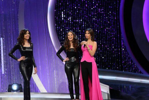 La primera eliminada fue la nicaraguense Marline Barberena.