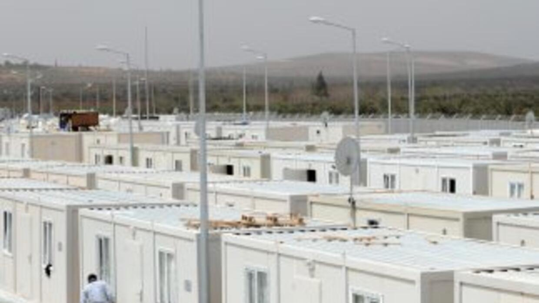 El opositor Consejo Nacional Sirio (CNS) afirmó que el gobierno de Basha...