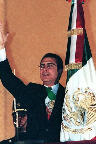 Y antes de ellos, Ernesto Zedillo Ponce de León, el presidente que marca...