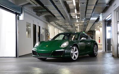 El Porsche 911 número un millón fue construido el jueves 1...