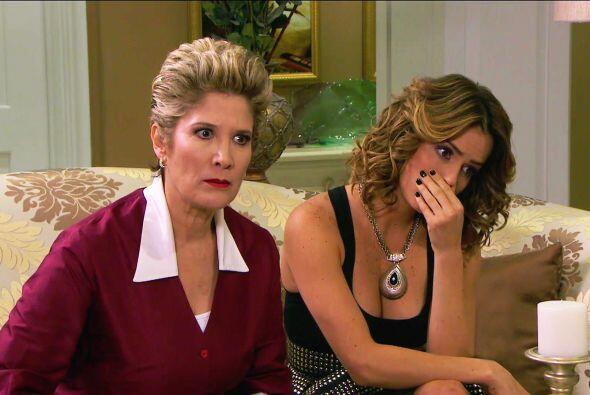 ¡Agárrate Sofía! Tu mamá ya se enteró que Salvador sigue trabajando en l...