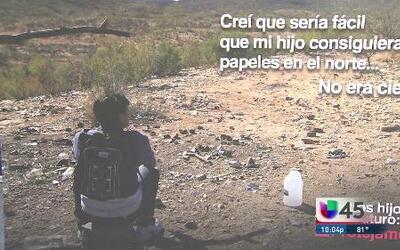 Campaña busca detener la migración infantil