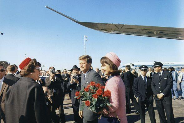 El 22 de noviembre de 1963, el día de la muerte de John F. Kenned...