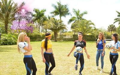 ¿Dominarán el balón las chicas de Alicia?
