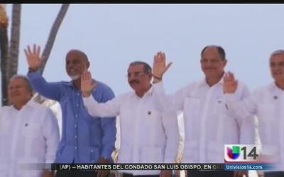 Mandatarios de América Central se reúnen; su tema primordial, la migraci...