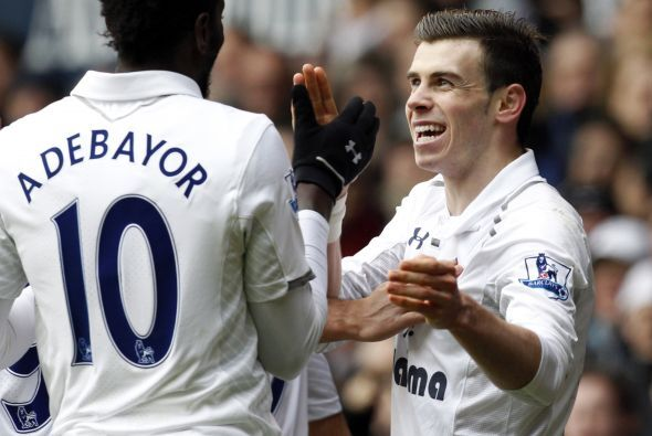 Con un doblete, Bale le dio la victoria a los 'Spurs'.
