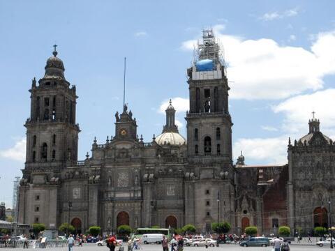 La Catedral Metropolitana de la ciudad de México cumple 200 a&nti...