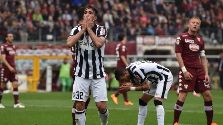 La 'Vecchia Signora' lamentó caer en su clásico ante el Torino, pues se...