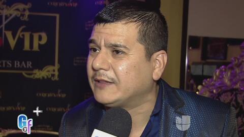 El 'Potro de Sinaloa' se convirtió al cristianismo, pero sigue cantando...