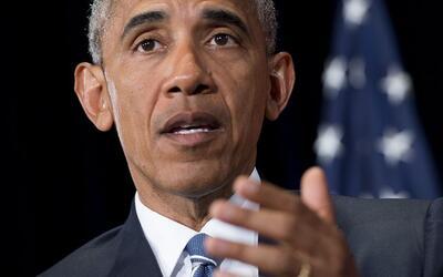 Obama apela a la unidad en el aniversario del 9/11