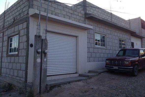 Esta casa está ubicada en la calle Prolongación Puebla de...