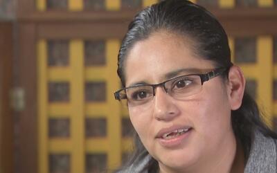 Entrevista exclusiva con la hermana del joven víctima de la explosión de...
