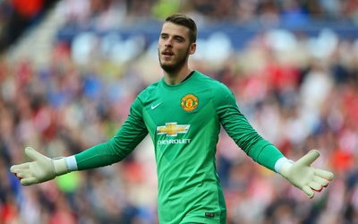 Real Madrid culpa al Man-United por De Gea