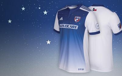 FC Dallas camiseta alternativa 2017