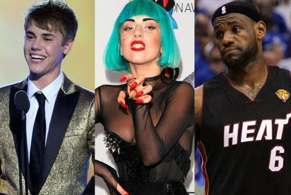 Jóvenes, famosos y millonarios, así son estas celebridades nombradas por...
