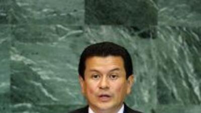 Hugo Martínez, canciller salvadoreño, sostiene varias reuniones para la...
