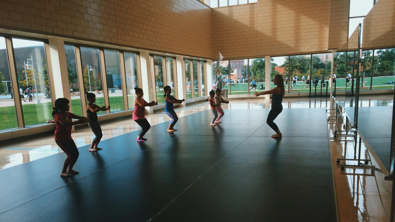 Academia de baile en Pilsen