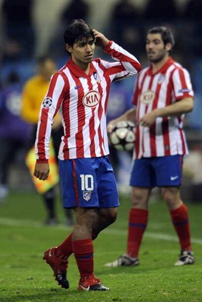Los 'colchoneros' cayeron 3-0 ante el Oporto y les quedó el consu...
