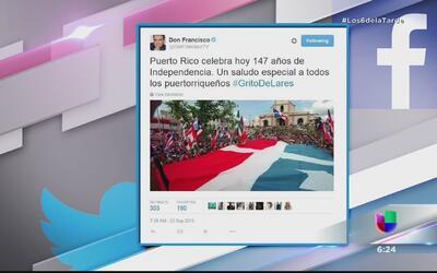 Error gigante de Don Francisco en redes sociales