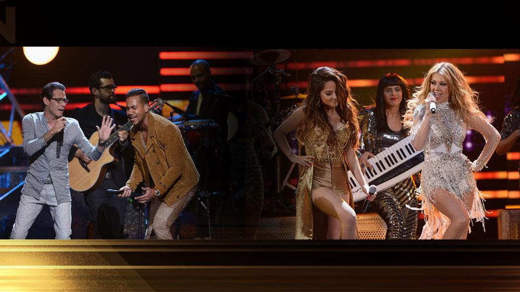 Los top musicales de Premio Lo Nuestro