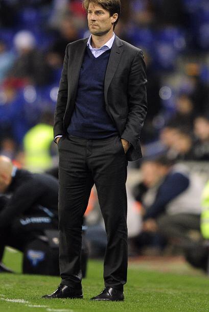 El danés Michael Laudrup prueba fortuna como entrenador en Inglaterra co...