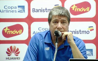 """Bolillo Gómez: """"Yo he clasificado antes a un mundial, y no es fácil"""""""