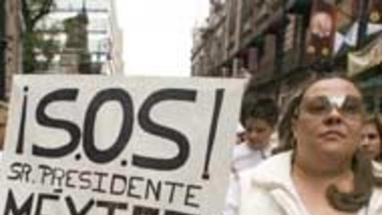 Mexicanos se sienten más inseguros que en 2009, reveló encuesta a1a589c5...