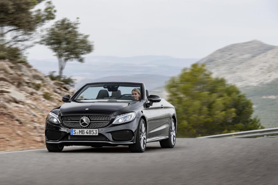 Mercedes-AMG C43 Cabriolet