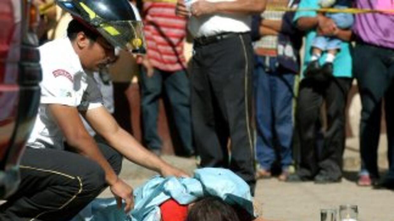 Argentina se ha sumado a los países que tiene problemas de feminicidios...