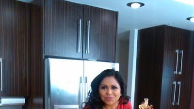 """""""Rosa Mexicano"""" por Aileen Ocaña"""