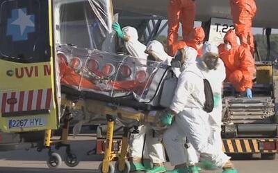 España dice prepararse para otros brotes de ébola