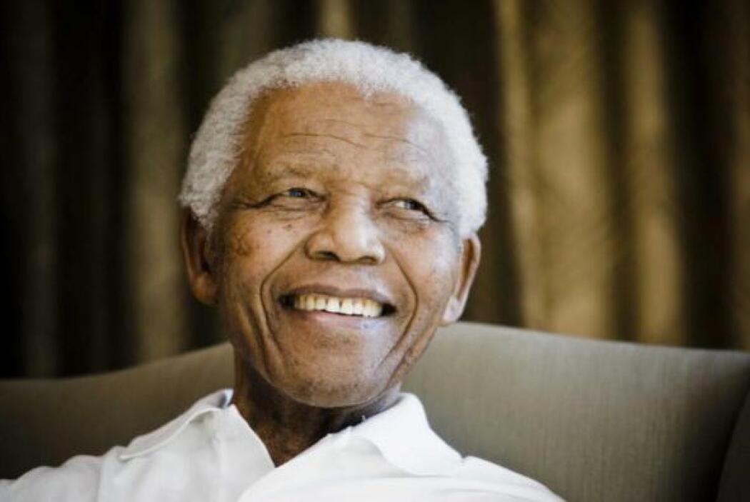 El expresidente sudafricano Nelson Mandela, quien murió tras una larga e...