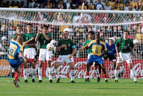 El mismo rival se repitió rumbo a la competencia de Corea/Japón en 2002...
