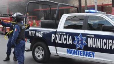 Unos 106 elementos de la Policía local fueron retenidos por fuerzas fede...
