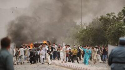 Afganistan choque