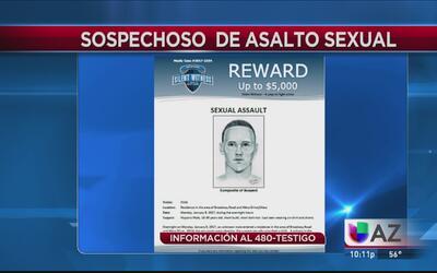 Buscan a sospechoso de abuso sexual infantil