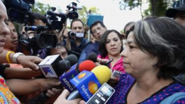 Familiares de los 12 jóvenes desaparecidos se han mantenido en comunicac...