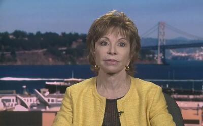 ¿Qué significa para la escritora chilena Isabel Allende una presidencia...
