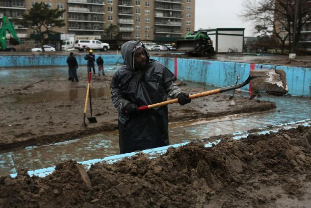 El huracán 'Sandy' costó al estado de Nueva York un total de $42 billones.
