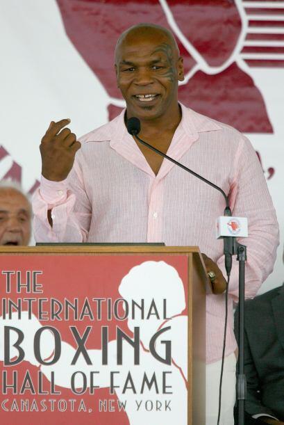 Nadie duda que Mike Tyson fue una auténtica fuerza desatada de la...
